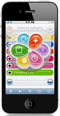 iPhone mom apps
