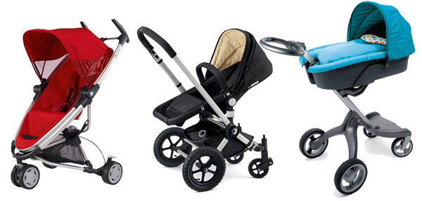 The signs of stroller addiction