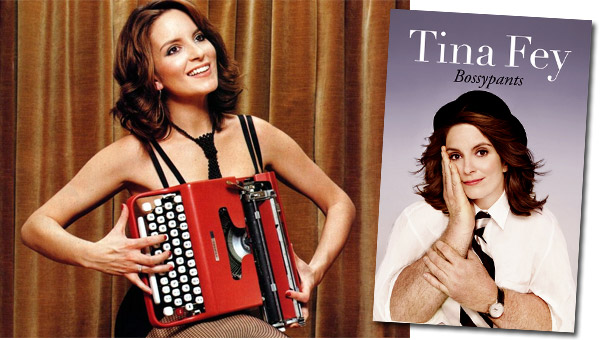 Tina Fey - Bossypants