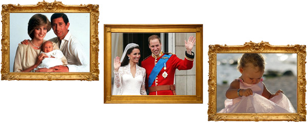 William, Kate & a royal baby