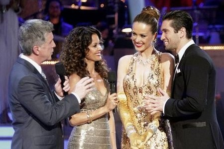 Petra Nemcova on Dancing With the Stars
