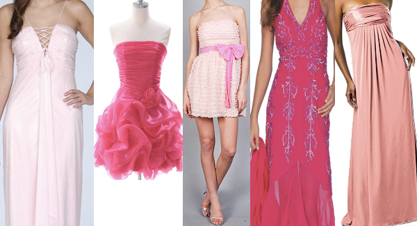hot pink prom dresses short. Hot pink short prom dress