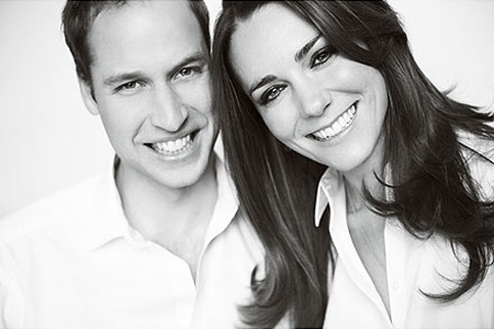 New photo of William & Kate