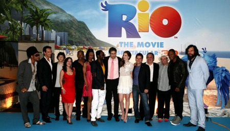 Rio premiere: All access!