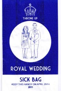 Enough royal wedding already!