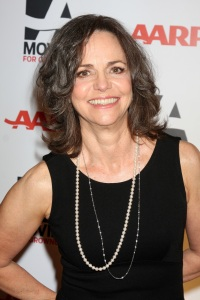Sally Field is Mary Todd Lincoln