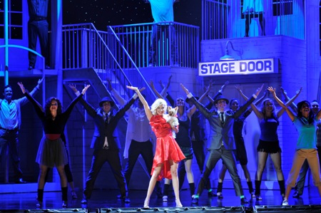 Sharpay sizzles in Sharpay's Fabulous Adventure