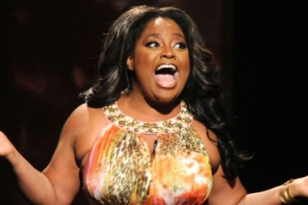 Sherri Shepherd hosts the 42nd Annual Dove Awards