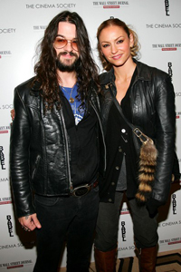 Shooter Jennings and Drea de Matteo