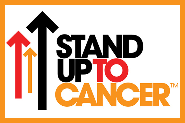 Stand up for cancer
