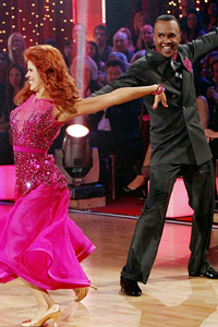 Sugar Ray Leonard on Dancing with the Stars