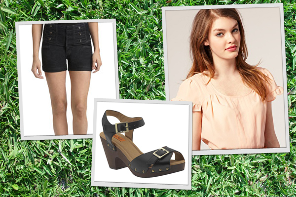 Clothes and accessories to wear to a backyard BBQ