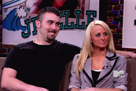 Teen Mom 2 Leah Messer and Corey Simms