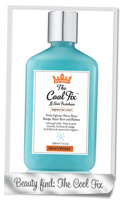 The cool fix: Shaveworks shaving solution