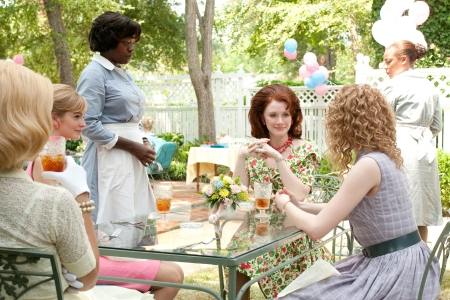 The Help lands in theaters August 12
