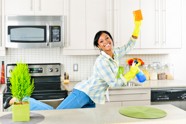 Time saving cleaning tips