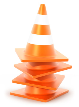 Traffic cone