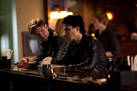 TVD: A new vamp in the family!