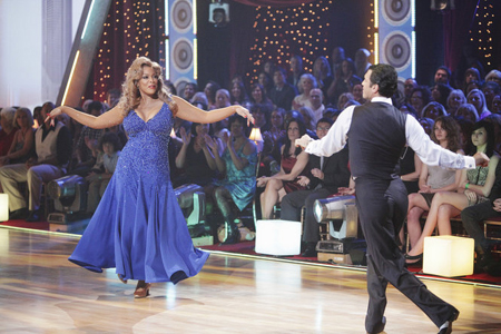 Wendy Williams on DWTS