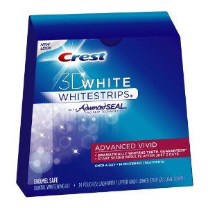Crest White strip vivid