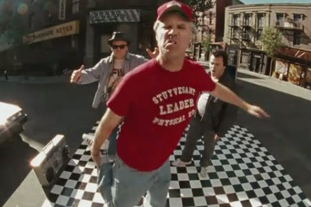 Will Ferrell in The Beastie Boys new video