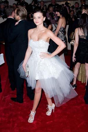 Miranda Kerr 2011 MET Gala