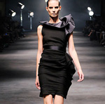 slimming fashion trends, skirt fashion trends, runway fashion