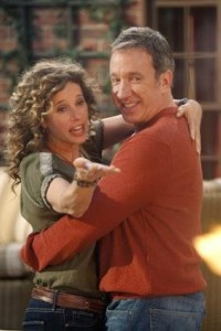 Tim Allen returns to primetime with Nancy Travis in ABC's new 2011 sitcom Last Man Standing