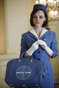 Christina Ricci takes to the skies in ABC's new 2011 drama Pan Am