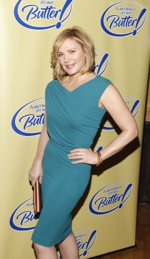 Kim Cattrall I Can't Believe It's Not Butter