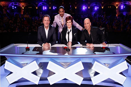 America's Got Talent begins!