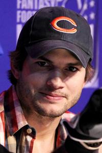 Ashton Kutcher: Lottery winner