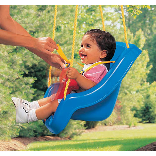 little tikes swing instructions