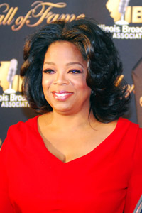 Who will be Oprah's final guest on May 25?