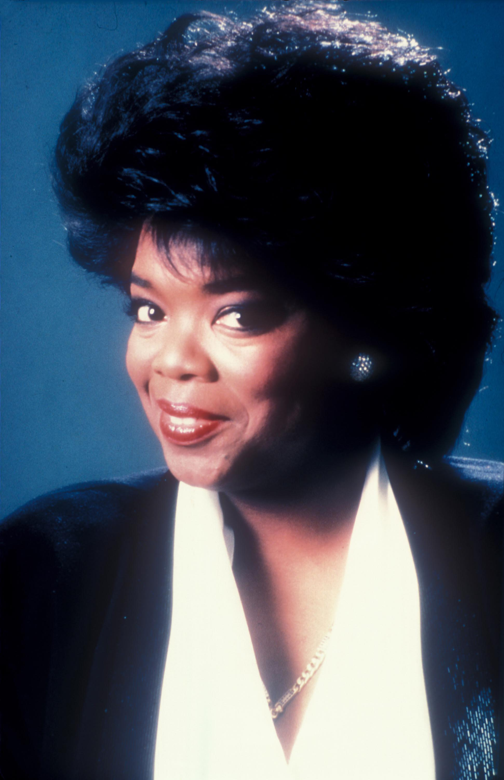 Farewell to Oprah and to hairstyles of the past