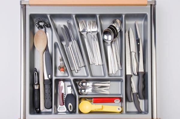 Mommy-tasking: Kitchen storage and organizing solutions