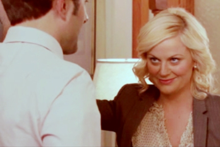 Will Pawnee's super non-couple Ben and Leslie finally give into the romantic tension on Parks & Rec?