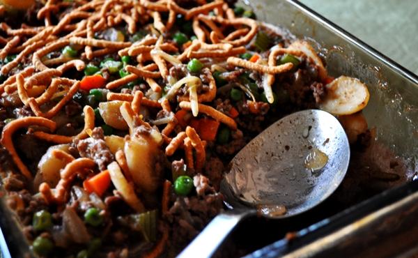 Make Chinese food at home
