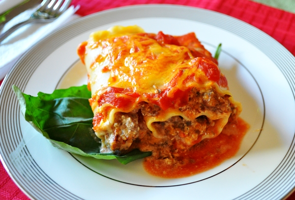 Lasagna for one... or more