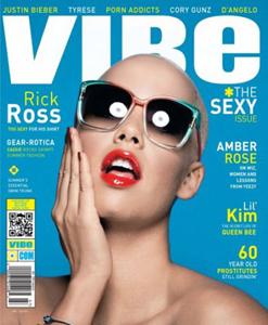 Amber Rose vs Vibe