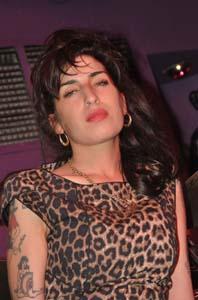 Amy Winehouse: back to rehab