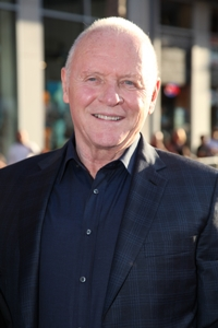Anthony Hopkins exclusive video Q&A