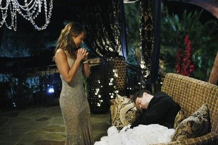 drunks & masks on the bachelorette