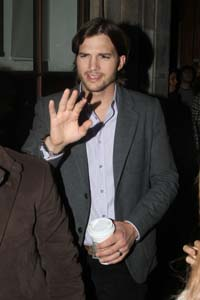 Kutcher leading Two and a Half Men