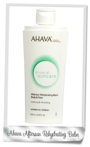 Ahava balm