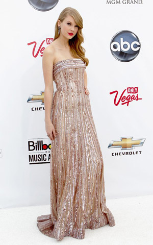 Ke$ha wears one ugly dress
