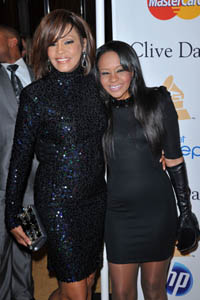 Whitney Houston & daughter in rehab