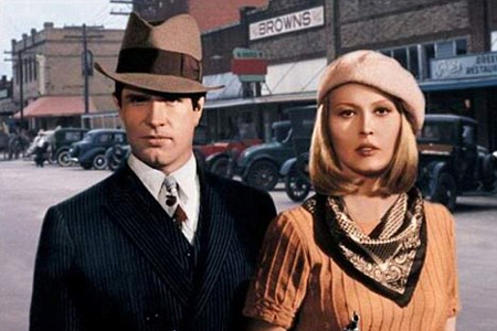 Duff dropped from Bonnie & clyde?