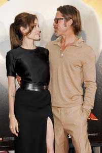A wedding for Brad Pitt & Angelina Jolie?