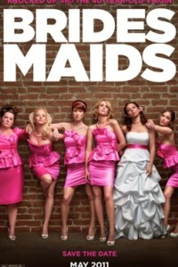 Bridesmaids is hitting theaters May 13